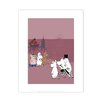 Star Editions Moomins The Lovable Moomins by Tove Jansson Graphic Art