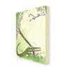 Star Editions Roald Dahl The Enormous Crocodile by Quentin Blake Art Print Wrapped on Canvas