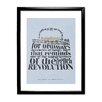 Star Editions Classic Book Art The importance of being Earnest by Oscar Wilde Framed Typography