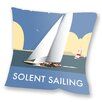 Star Editions Sofakissen Solent Sailing by Dave Thompson