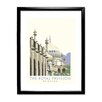 Star Editions Brighton Pavilion by Dave Thompson Framed Vintage Advertisement