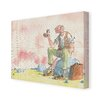 Star Editions Roald Dahl The BFG by Quentin Blake Art Print Wrapped on Canvas