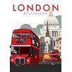 Star Editions London Routemaster by Dave Thompson Vintage Advertisement