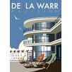 Star Editions The De La Warr Pavilion, Bexhill, East Sussex by Dave Thompson Graphic Art