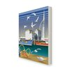 Star Editions The Camber, Portsmouth by Dave Thompson Graphic Art Wrapped on Canvas