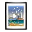 Star Editions The Camber, Portsmouth by Dave Thompson Framed Graphic Art