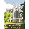 Star Editions Winchester Cathedral by Dave Thompson Vintage Advertisement