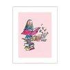 Star Editions Roald Dahl Matilda by Quentin Blake Art Print