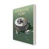 """Star Editions Leinwandbild """"Spitbank Fort, The Solent"""" von Dave Thompson, Retro-Werbung"""
