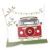Star Editions Sofakissen Wink Design Cute Camper Van