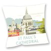 Star Editions Sofakissen St Paul's Cathedral, London by Dave Thompson