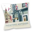 Star Editions Sofakissen Parmiters Antiques, Southsea by Dave Thompson