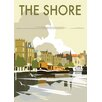 Star Editions The Shore, Leith, Scotland by Dave Thompson Vintage Advertisement