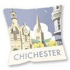 Star Editions Sofakissen Chichester Cathedral by Dave Thompson