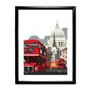 Star Editions London Routemaster by Dave Thompson Framed Graphic Art