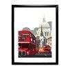 Star Editions Gerahmter Grafikdruck London Routemaster von Dave Thompson
