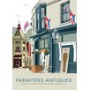 Star Editions Parmiters Antiques, Southsea by Dave Thompson Vintage Advertisement
