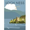 Star Editions Loch Ness by Dave Thompson Vintage Advertisement