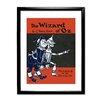 Star Editions Gerahmtes Poster The Wizard of Oz von William Wallace Denslow, Retro-Werbung