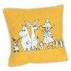 Star Editions Sofakissen Moomins Yellow Moomins