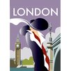 Star Editions London by Dave Thompson Vintage Advertisement