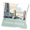 Star Editions Sofakissen Tower Bridge and The Shard, London by Dave Thompson
