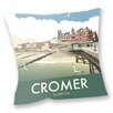 Star Editions Sofakissen Cromer, Norfolk by Dave Thompson