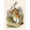 Star Editions Alice's Adventures in Wonderland by Sir John Teniel Art Print