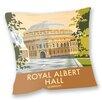 Star Editions Sofakissen Royal Albert Hall, London by Dave Thompson