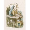 Star Editions Alice's Adventures in Wonderland by Sir John Teniel Art Print