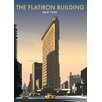 Star Editions The Flatiron Building, New York by Dave Thompson Vintage Advertisement