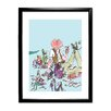 Star Editions Roald Dahl Characters by Quentin Blake Framed Art Print