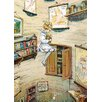 Star Editions Poster Alice's Adventures in Wonderland, Grafikdruck von Sir John Teniel