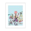 Star Editions Roald Dahl Characters by Quentin Blake Art Print