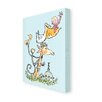 Star Editions Roald Dahl The Giraffe and the Pelly and Me by Quentin Blake Art Print on Canvas