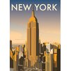 Star Editions New York Skyline by Dave Thompson Vintage Advertisement