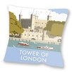 Star Editions Sofakissen Tower of London by Dave Thompson