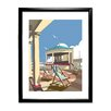 Star Editions Bandstand by Dave Thompson Framed Graphic Art