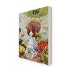 "Star Editions Leinwandbild ""The Wizard of Oz"" von William Wallace Denslow, Kunstdruck"