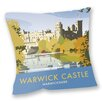Star Editions Sofakissen Warwick Castle by Dave Thompson