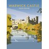 Star Editions Warwick Castle by Dave Thompson Vintage Advertisement on Canvas