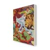 Star Editions The Wizard of Oz by William Wallace Denslow Art Print on Canvas