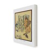 Star Editions The Wizard of Oz by William Wallace Denslow Art Print Wrapped on Canvas