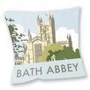 Star Editions Sofakissen Bath Abbey by Dave Thompson