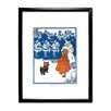 Star Editions The Wizard of Oz by William Wallace Denslow Framed Graphic Art