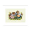 Star Editions Alfie by Shirley Hughes Art Print