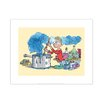 Star Editions Roald Dahl George's Marvellous Medicine by Quentin Blake Art Print