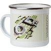 Star Editions Wimbledon 'All England Tennis Club' Enamel Mug