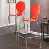 "Holly & Martin Holly & Martin Round 29.25"" Bar Stool (Set of 2)"