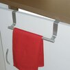 Jocca 17cm Over-the-Door Towel Rail (Set of 2)